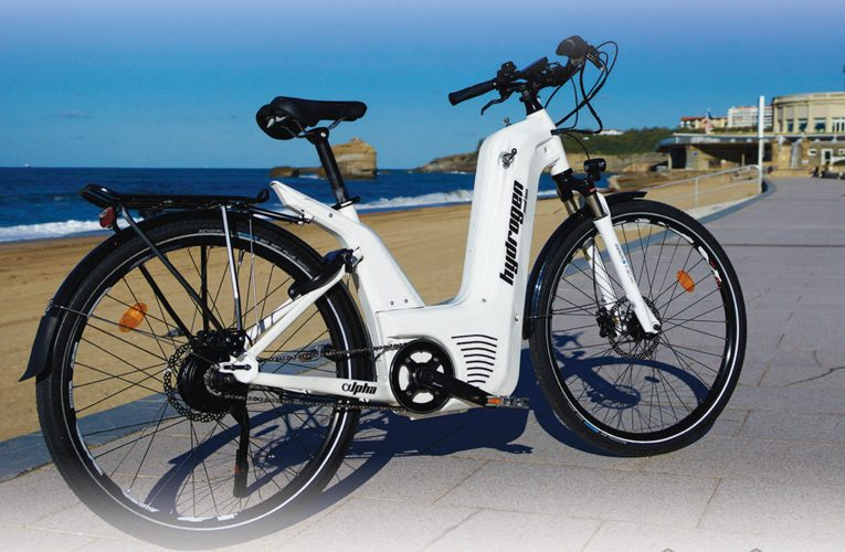 Vélo Hydrogène - © Pragma Mobility - grandparisdurable.org